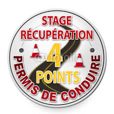 STAGE RECUPERATION DE POINTS SUR LE PERMIS
