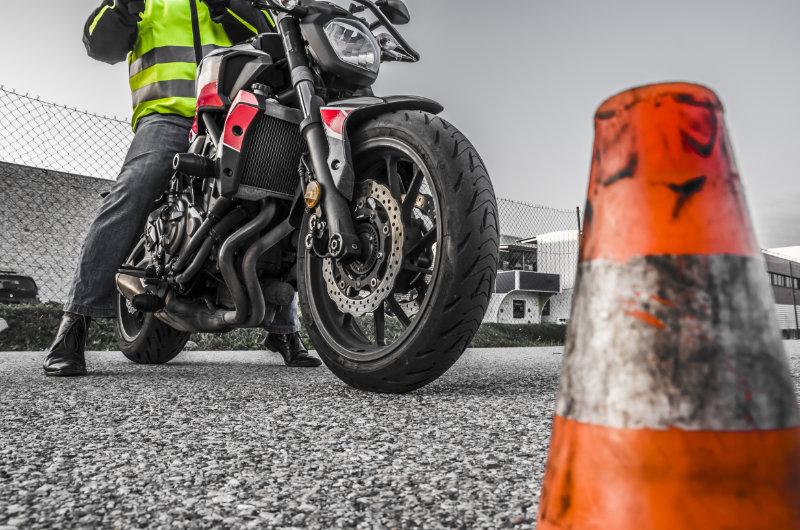 Formation permis moto A2